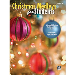 Alfred Christmas Medleys for Students Book 3 (00-39485)