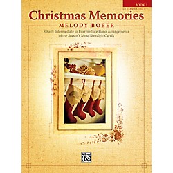 Alfred Christmas Memories Piano Book 1 (00-28414)