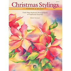 Alfred Christmas Stylings Modern & Bright Book 1 (00-6014)