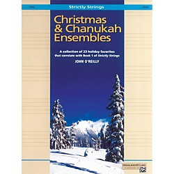 Alfred Christmas and Chanukah Ensembles Cello (00-11242)