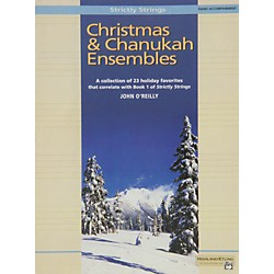Alfred Christmas and Chanukah Ensembles Piano Acc. (00-11239)