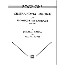 Alfred Cimera - Hovey Method for Trombone and Baritone Book I (00-EL00078)