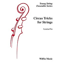 Alfred Circus Tricks for Strings String Orchestra Grade 1 Set (76-41027)