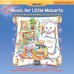 Alfred Classroom Music for Little Mozarts Student CD 2 (00-34026)