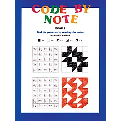 Alfred Code by Note Book 2 (00-EL9552)