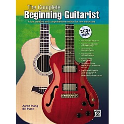 Alfred Complete Beginning Guitar Book/Double CD Set (00-30002)