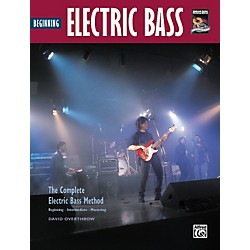 Alfred Complete Electric Bass Method: Beginning Electric Bass Book with CD (00-19362)