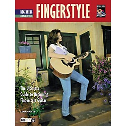 Alfred Complete Fingerstyle Guitar Method Beginning Fingerstyle Guitar (00-14099)