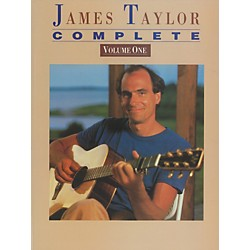 Alfred Complete by James Taylor, Volume 1 Book (00-VF1401)