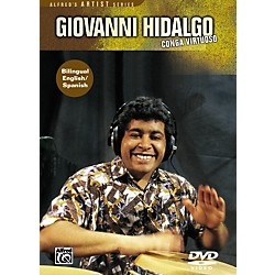 Alfred Conga Virtuoso with Giovanni Hidalgo DVD (00-906291)