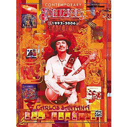 Alfred Contemporary Santana 1992-2006 Guitar Tab Songbook (00-27653)