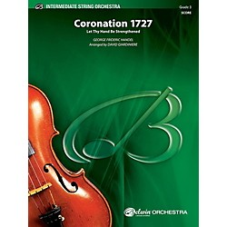 Alfred Coronation 1727 String Orchestra Grade 3 Set (00-41205)