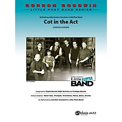 Alfred Cot in the Act Jazz Band Grade 5 Set (00-41148)