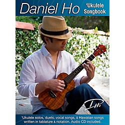 Alfred Daniel Ho 'Ukulele Songbook Intermediate Book & CD (98-DHC80108)