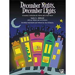 Alfred December Nights Lights Director's Score (00-19236)