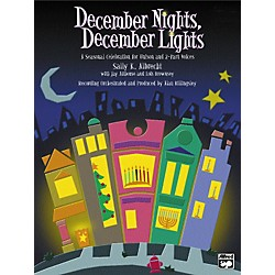 Alfred December Nights Lights Listening CD (00-19241)
