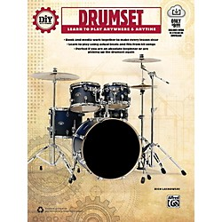 Alfred DiY (Do it Yourself) Drumset Book & Streaming Video (00-42551)