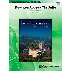 Alfred Downton Abbey The Suite Full Orchestra Level 3 Set (00-41220)