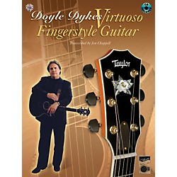Alfred Doyle Dykes Virtuoso Fingerstyle Guitar (Book/CD) (00-0664B)