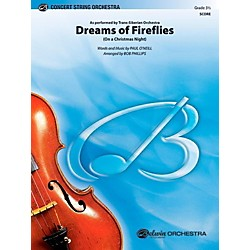 Alfred Dreams of Fireflies String Orchestra Level 3.5 Set (00-41230)
