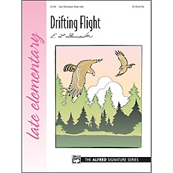 Alfred Drifting Flight Late Elementary Sheet Piano (00-21356)
