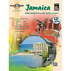 Alfred Drum Atlas: Jamaica (Book/CD) (00-32665)