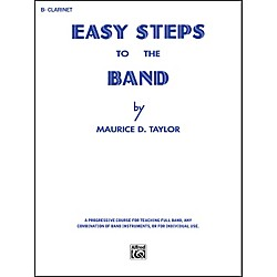 Alfred Easy Steps to the Band B-Flat Clarinet (00-70205)