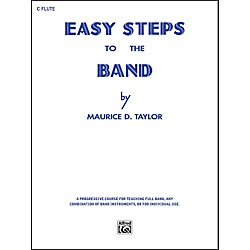 Alfred Easy Steps to the Band C Flute (00-70203)