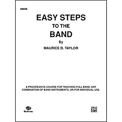 Alfred Easy Steps to the Band Oboe (00-70206)