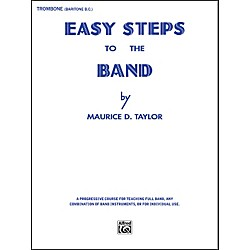 Alfred Easy Steps to the Band Trombone & Baritone B.C. (00-70214)