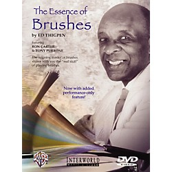 Alfred Ed Thigpen: The Essence of Brushes (DVD) (00-908065)