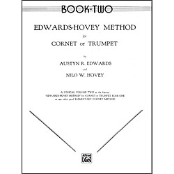 Alfred Edwards-Hovey Method for Cornet or Trumpet Book II (00-EL00102)