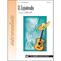 Alfred El Zapateado Intermediate Sheet Piano (00-21337)
