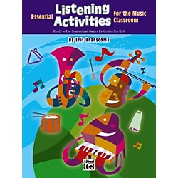 Alfred Essential Listening Activities for the Classroom Book (00-29199)