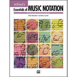 Alfred Essentials of Music Notation (00-32756)