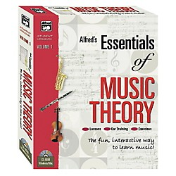 Alfred Essentials of Music Theory Lab Pak 30, Volume 1 (00-18836)
