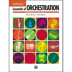 Alfred Essentials of Orchestration (00-32757)