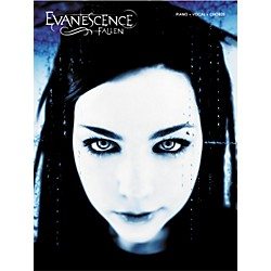 Alfred Evanescence - Fallen Piano, Vocal, Guitar Songbook (00-PFM0322)