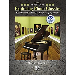 Alfred Exploring Piano Classics Repertoire Level 2 (00-31358)