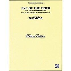 Alfred Eye of the Tiger (Theme from Rocky III) Piano/Vocal/Chords (321813)