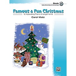 Alfred Famous & Fun Christmas Book 2 (00-22170)