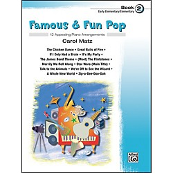 Alfred Famous & Fun Pop Book 2 (00-22422)