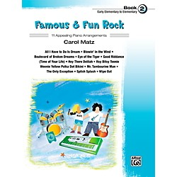 Alfred Famous & Fun Rock, Book 2 (00-41003)