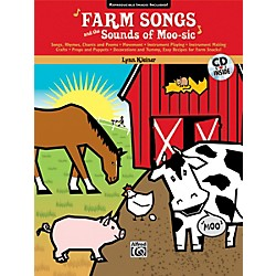 Alfred Farm Songs and the Sounds of Moo-sic (Book/CD) (00-33428)