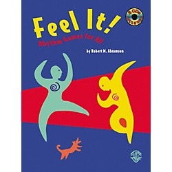 Alfred Feel It! Rhythm Games for All Book/CD (00-V018CD)