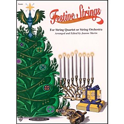 Alfred Festive Strings Score (Book) (00-0929)