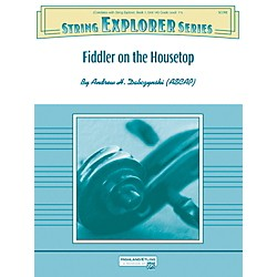 Alfred Fiddler on the Housetop String Orchestra Grade 1.5 Set (00-40459)