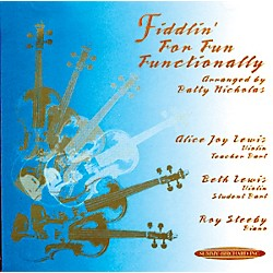 Alfred Fiddlin' for Fun Functionally (CD) (00-0739)