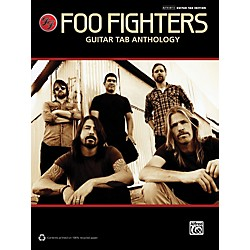 Alfred Foo Fighters - Guitar TAB Anthology Book (322400)
