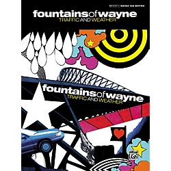 Alfred Fountains of Wayne Traffic & Weather Guitar Tab Songbook (00-28178)